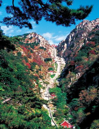 泰山最经典的登山线路